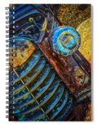 Rusty Old Thing Spiral Notebook