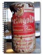 Rusty Reingold Spiral Notebook