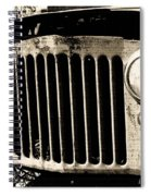 Rusty Relic - The Forgotten 02 Spiral Notebook