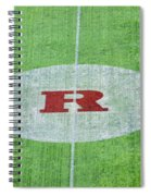 Rutgers College Camden New Jersey Spiral Notebook