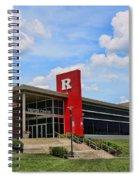 Rutgers Visitor Center Spiral Notebook
