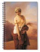 Ruth Spiral Notebook