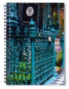 Rutledge House Spiral Notebook