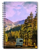 Rv And See America Spiral Notebook