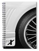 Rx Camaro Spiral Notebook