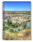 Ryan Dam State Park Spiral Notebook