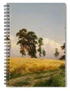 Rye Spiral Notebook