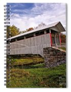 Ryot Covered Bridge Spiral Notebook