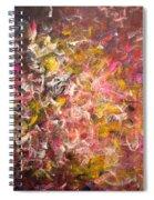 Rythm Of Life Spiral Notebook