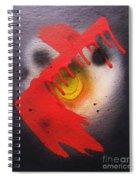 Ryuketsu Kamenbudokai Spiral Notebook