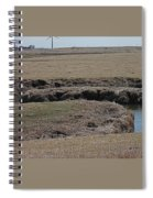 S Curve Creek Spiral Notebook