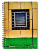 S. Port And W. Jefferson Spiral Notebook