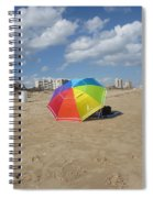 Sa Place Au Soleil / One's Place In The Sun Spiral Notebook