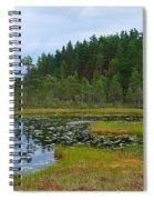 Saari-soljanen Spiral Notebook