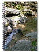 Sabbaday Brook Spiral Notebook