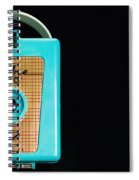 Sabre 620 Camera Spiral Notebook