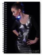 Sabrina3 Spiral Notebook