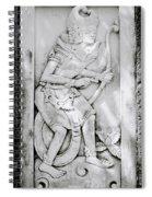 Sacred Bali Spiral Notebook
