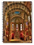 Sacred Heart Cultural Center Spiral Notebook