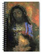 Sacred Heart Spiral Notebook