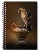 Sacred Moment Spiral Notebook