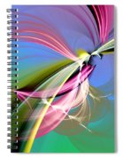 Sacred Mysteries Spiral Notebook
