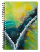 Sacred Souls No. 1040 Spiral Notebook