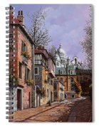 Sacro Cuore Spiral Notebook