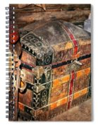 Saddle And Chest Spiral Notebook
