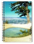 Saddle Rock Oasis Spiral Notebook