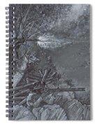 Saddle Sniper Spiral Notebook