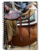 Saddle Up Partner Spiral Notebook