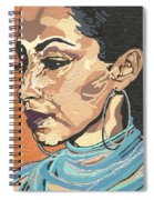Sade Adu Spiral Notebook