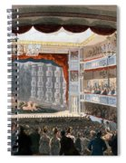 Sadlers Wells, From Ackermanns Spiral Notebook