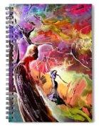 Sadness Spiral Notebook