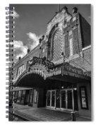 Saenger Theater Spiral Notebook