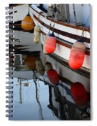 Safe Harbour Spiral Notebook