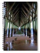 Safe Haven Spiral Notebook