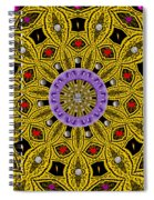 Safety And Love Comes First Spiral Notebook