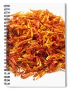 Saffron Spiral Notebook