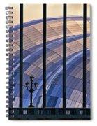 Sage Gateshead Spiral Notebook