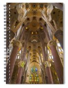 Sagrada Familia IIi Spiral Notebook