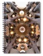 Sagrada Familia Spiral Notebook