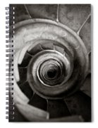 Sagrada Familia Steps Spiral Notebook