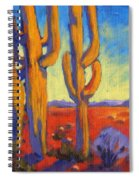 Desert Keepers Spiral Notebook