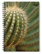 Saguaro Cactus Spiral Notebook