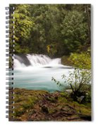 Sahalie Oasis Spiral Notebook