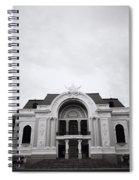 Saigon Opera House Spiral Notebook