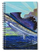 Sail Away Off0014 Spiral Notebook