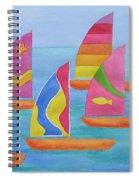 Sailabration Spiral Notebook